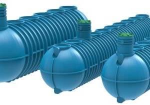 Подземные и наземные резервуары Modul Tank®